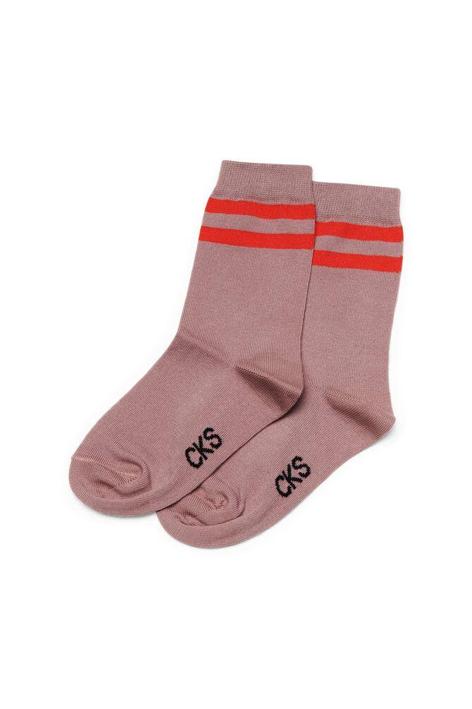 CKS KIDS - MELANIE - Sokken - rood