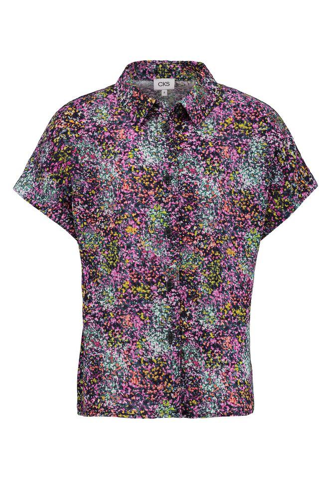 CKS KIDS - JODELA - Blouse short sleeves - multicolor