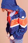 CKS KIDS - BORIT - Short raincoat - blue
