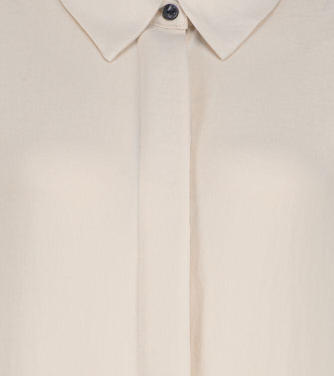 CKS WOMEN - RUTTEN - Blouse manches longues - blanc