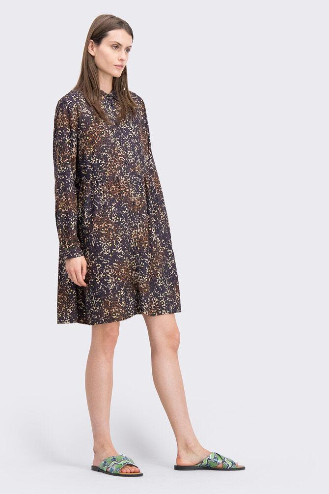 CKS WOMEN - MACHELA - Korte jurk - bruin