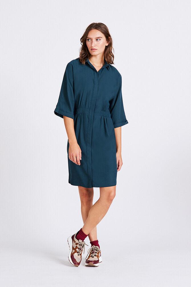 CKS WOMEN - RUTHAS - Korte jurk - groen