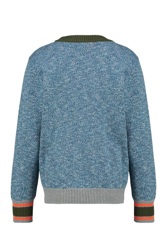 CKS KIDS - BERRET - Pullover - blauw
