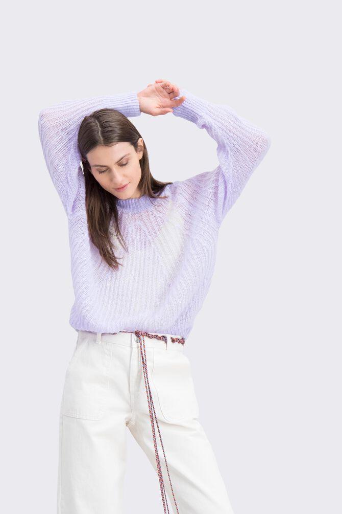 CKS WOMEN - TANYA - Pullover - Lila