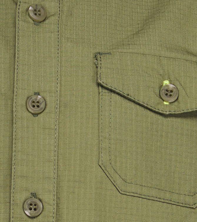 CKS KIDS - YOBRAM - Shirt long sleeves - green