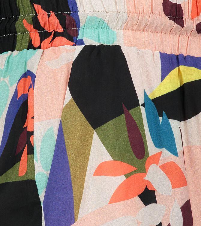 CKS WOMEN - PEONYA - Short - multicolor