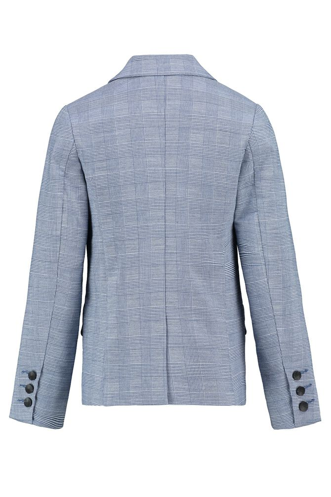 CKS KIDS - BRENNAN - Korte blazer - blauw
