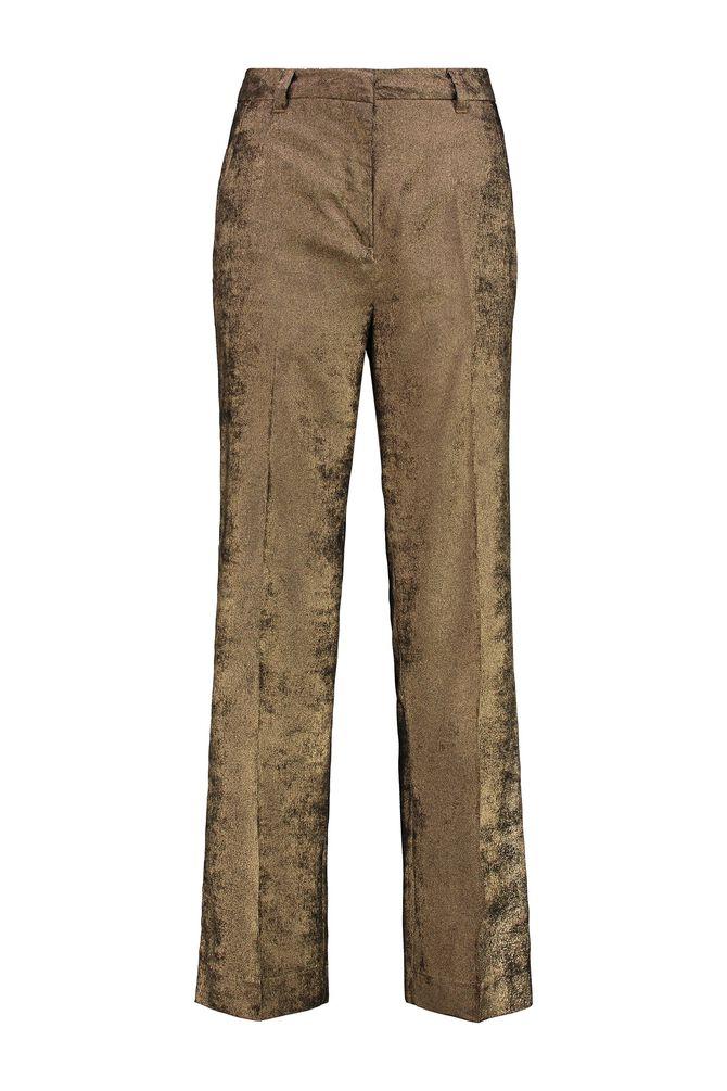 CKS WOMEN - TONKSA - Lange broek - goud