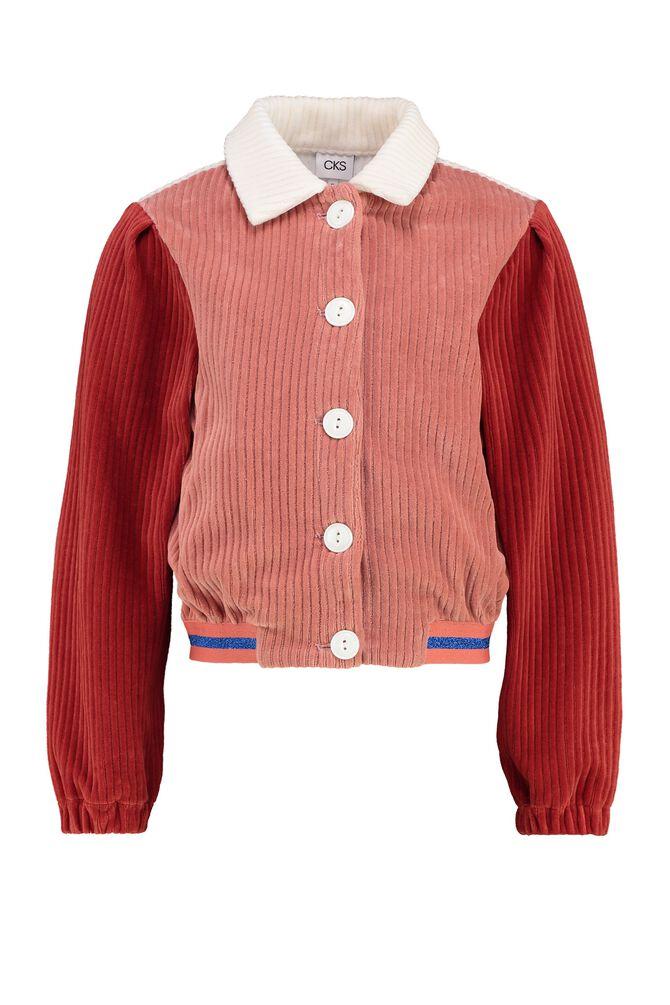 CKS KIDS - CHARLIE - Korte jacket - rood