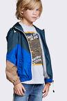 CKS KIDS - YARNOLD - T-shirt korte mouwen - grijs