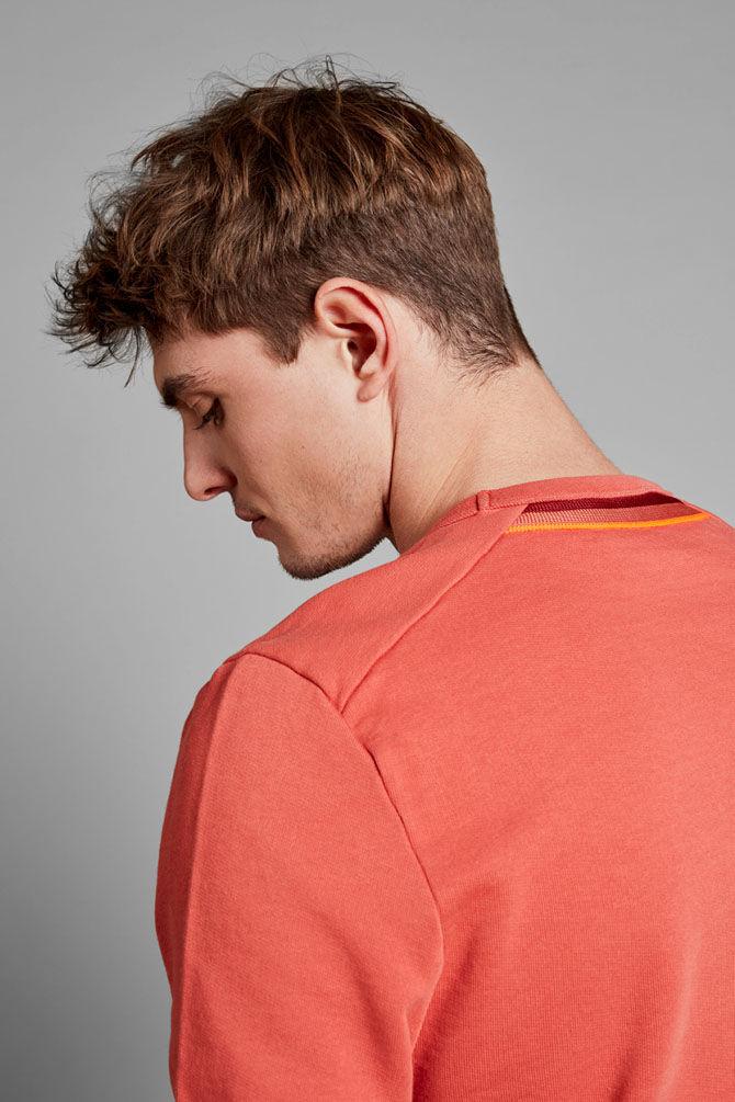 CKS MEN - NEZIRA - Sweater - orange