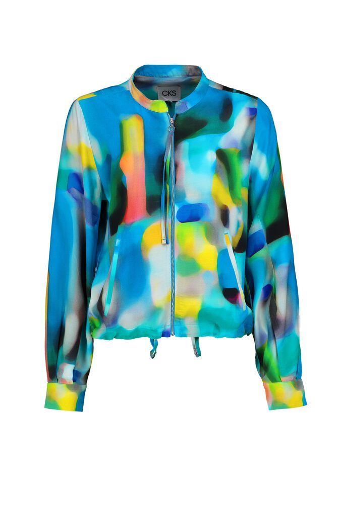 CKS WOMEN - JARANA - Jacket short - multicolor