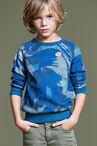 CKS KIDS - BASDERO - Sweater - groen