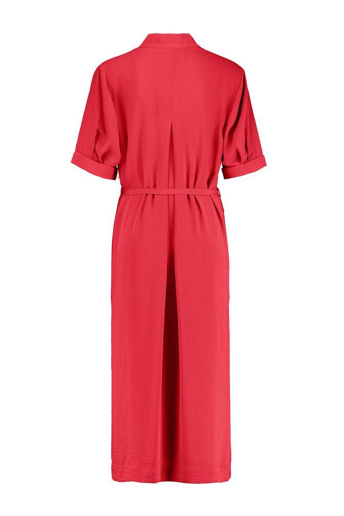 CKS WOMEN - FINNEA - Lange jurk - rood