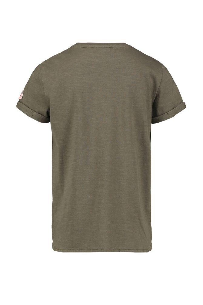 CKS KIDS - YARLES - T-shirt manches courtes - vert