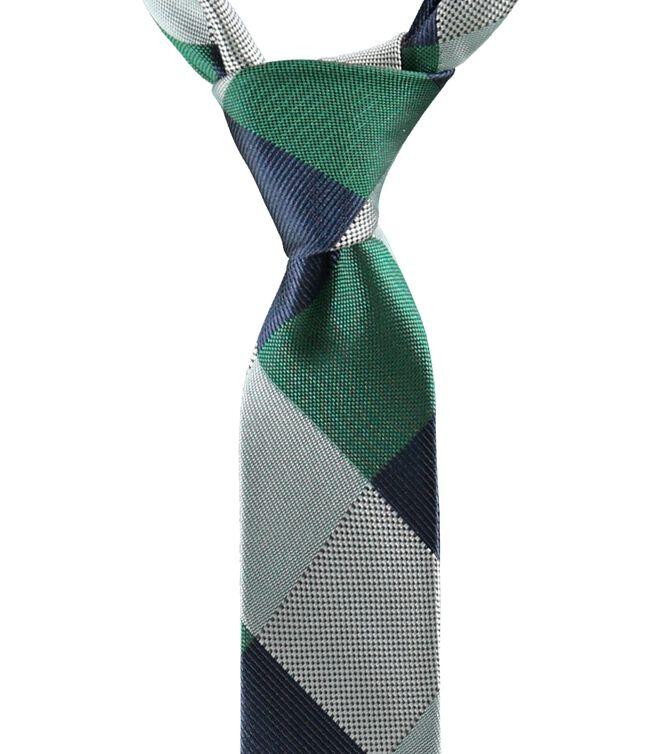 CKS KIDS - ORIEL - Krawatte - Grün