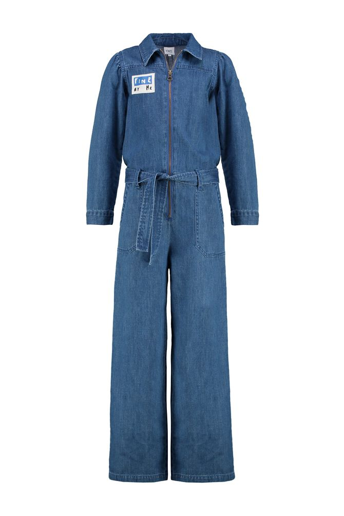 CKS KIDS - CARMEN - Jumpsuit - blauw
