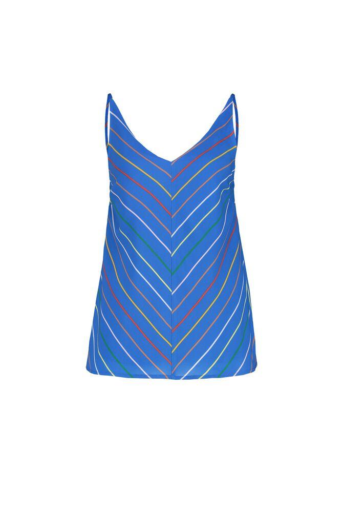 CKS WOMEN - FEPOTA - Top - Blau