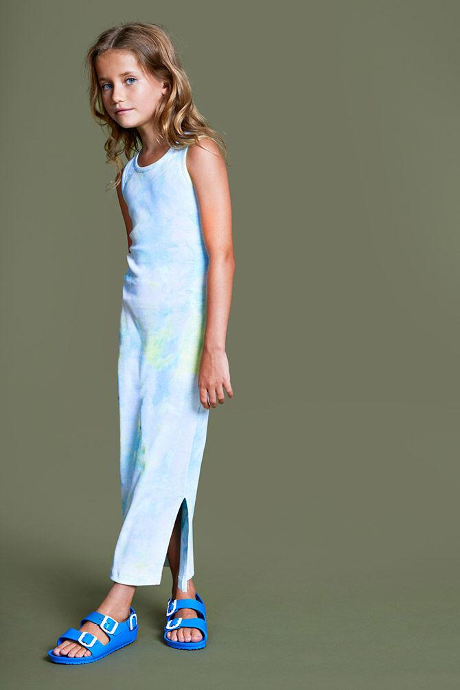 CKS KIDS - EARIE - Maxi dress - multicolor